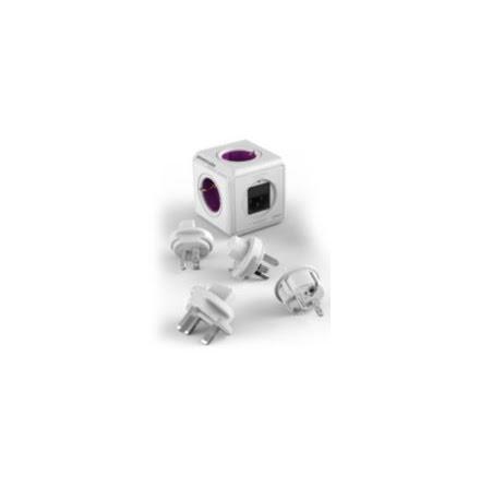 Reseadapter / grenuttag USB Powercube