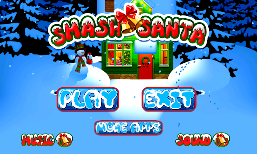 玩免費休閒APP|下載サンタスマッシュ app不用錢|硬是要APP