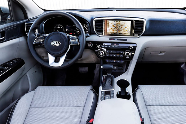 cabin-of-the-Kia-Sportage