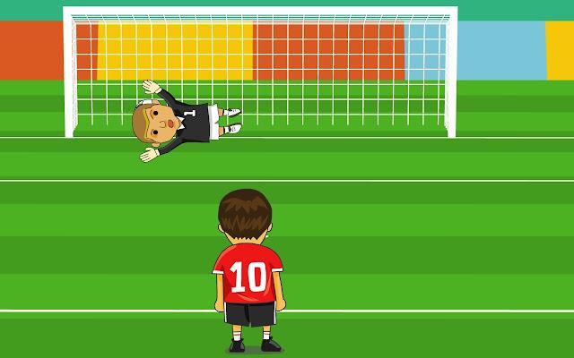 football free kick games online