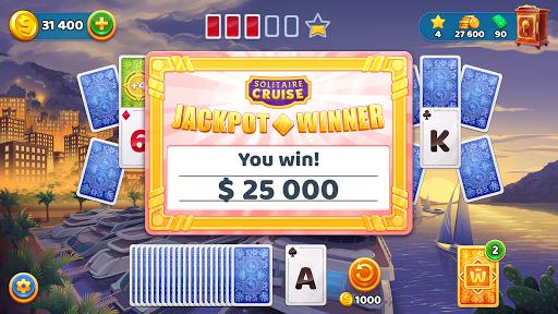 Solitaire Cruise Game screenshot 5