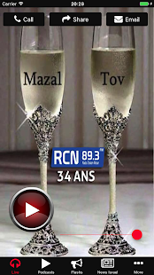 RADIO CHALOM NITSAN - RCN- screenshot thumbnail