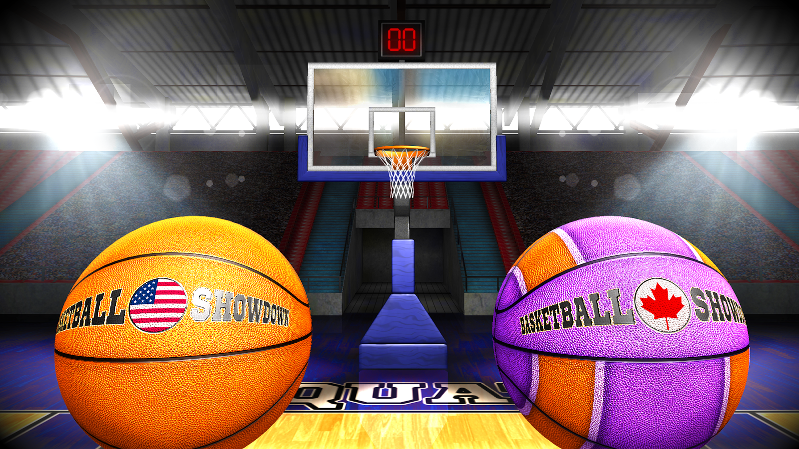 Screenshots of Basketball Showdown 2015 for iPhone