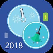 Limpiar y Enfriar Teléfono 2018 Pro