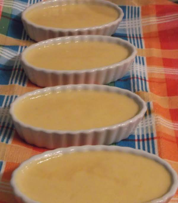 The Crème In Crème Brûlée (coconut Creme)