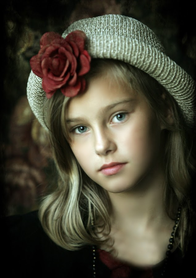 A pearl, one of a kind by Pirjo-Leena Bauer - Babies & Children Child Portraits