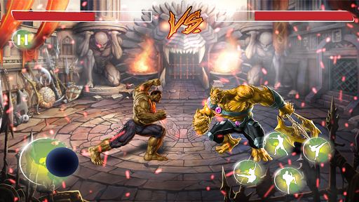 Thanos Vs grand superhu00e9ros Infinity Lutte Battle  captures d'u00e9cran 8