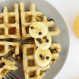 15-Minute Protein Waffles Recipe