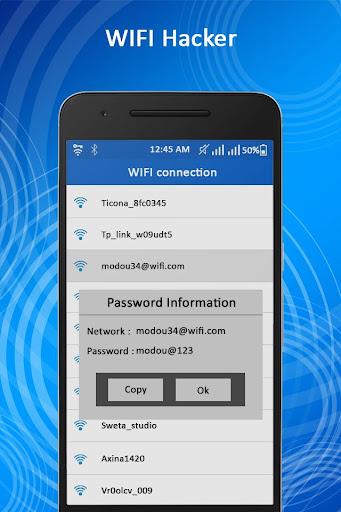 WiFi Hacker : WIFI WPS WPA Hackeru00a0Prank 1.7 screenshots 4