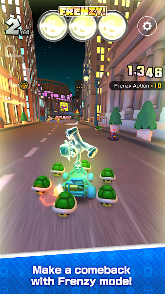Mario Kart Tour Screenshot Image