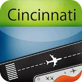 Cincinnati Airport + Radar CVG