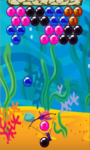 android Bubble Popper Deluxe Screenshot 2
