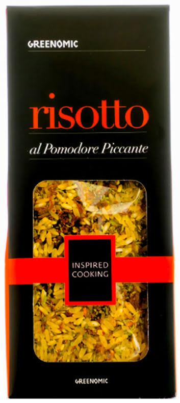 Risotto al pomodoro piccante - Greenomic