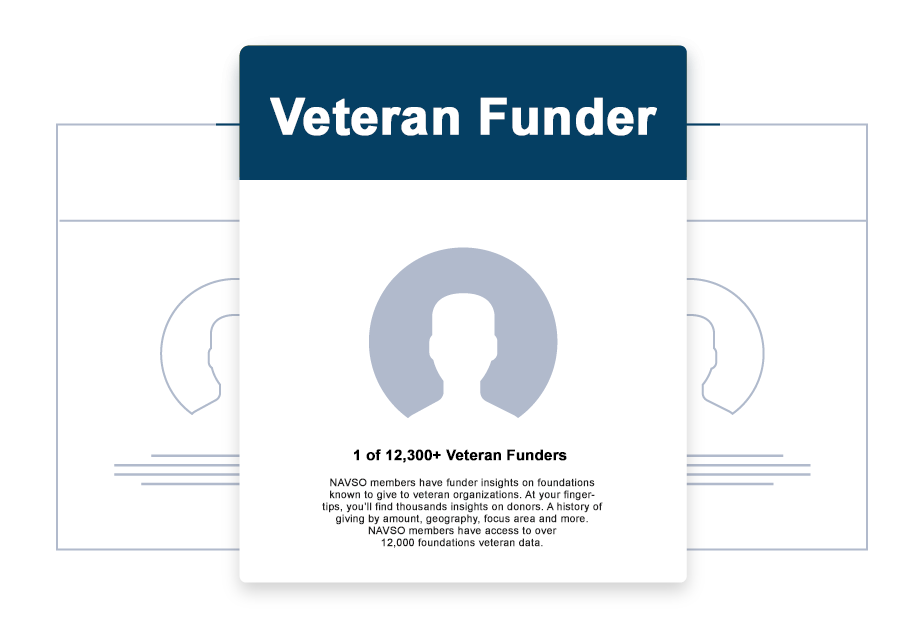 Discover Known Veteran Funders Through Grant Map