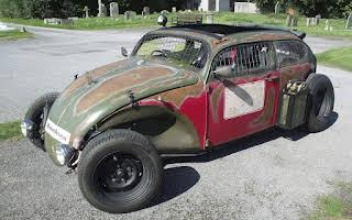 Volkswagen Rat Beetle Rent South East