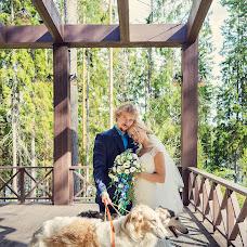 Fotógrafo de bodas Darya Miroshnikova (Akta). Foto del 11.01.2016