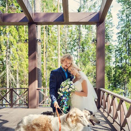 Wedding photographer Darya Miroshnikova (Akta). Photo of 11.01.2016