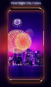 Fireworks Live Wallpaper 5