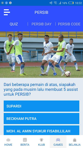 Persib  screenshots 7