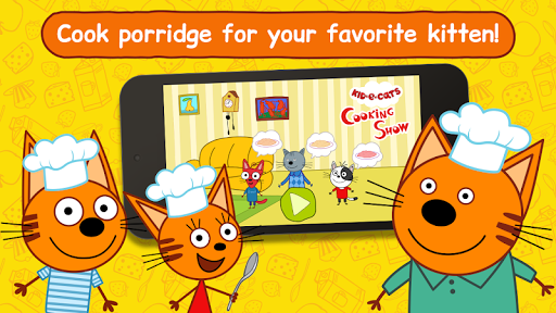Image of Kid-E-Cats: Kitchen Games & Cooking Games for Kids 2.5.0 1
