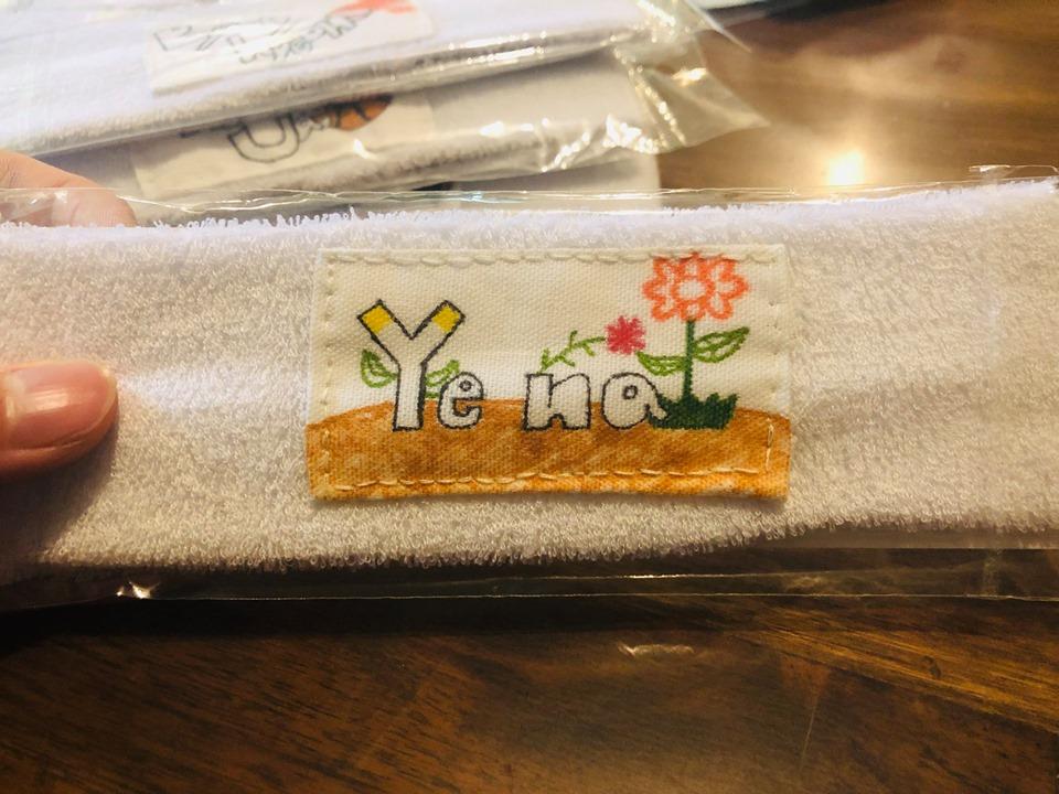 yena headband