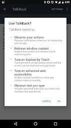 Android Accessibility Suite APK screenshot thumbnail 4