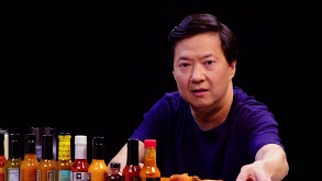 Ken Jeong Performs a Physical While Eating Spicy Wings thumbnail