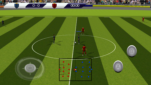 Playing Football 2020 apkmind screenshots 9
