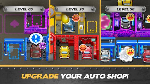 Tiny Auto Shop - Car Wash and Garage Game 1.3.10 screenshots 3