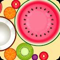 Watermelon Merge - 2048 classic game icon