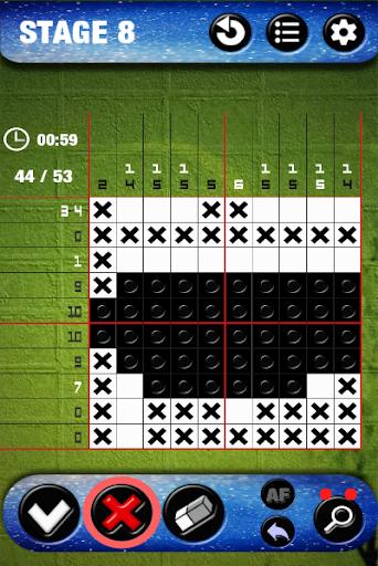 Nonogram2(素描繪圖方塊)