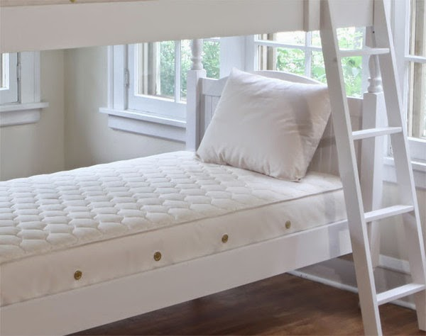 Naturepedic Twin Size Mattress