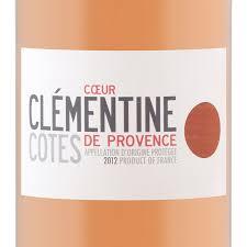 Logo for Clos Clementine Cotes De Provence