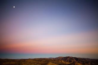 Photo: Key's View - Joshua Tree National Park, CA