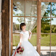 Wedding photographer Ekaterina Manaenkova (lapick87). Photo of 06.06.2018