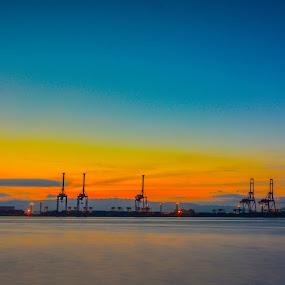 by Wijank DL - Landscapes Sunsets & Sunrises (  )