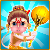 Hanuman Run Game FREE