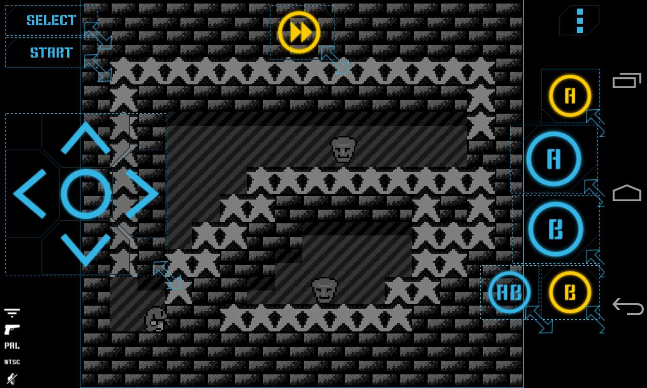 Nostalgia.NES (NES Emulator) screenshots
