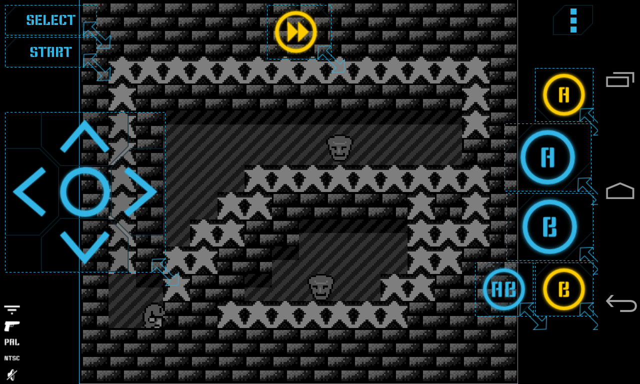 Nostalgia.NES (NES Emulator)- screenshot