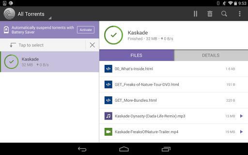 BitTorrent® Pro - Torrent App screenshot 10