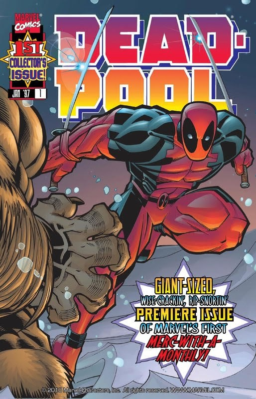 Deadpool Vol. 1 (1997) - complete
