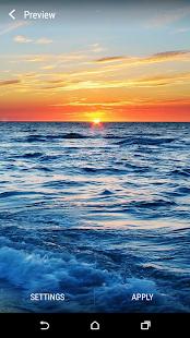 Kouzelný západ slunce LWP - náhled
