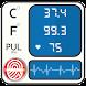 体温チェッカー - Androidアプリ