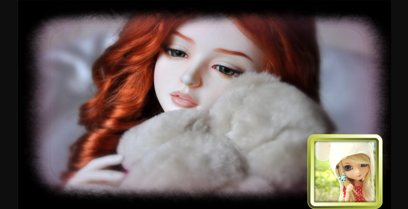 Hd wallpaper doll - Doll Hd Wallpaper Screenshot