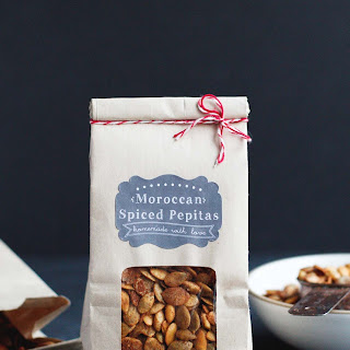 Moroccan Spiced Pepitas