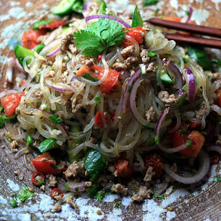 Chinese Noodles Ground Pork Recipes