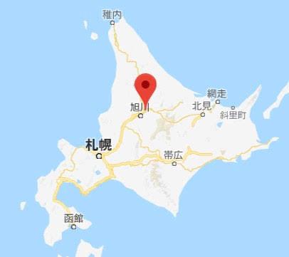 地図:とうま