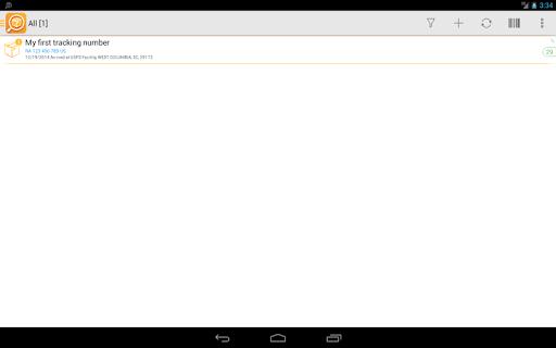 TrackChecker Mobile 2.25.8 screenshots 14