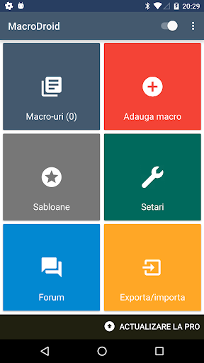 MacroDroid – Device Automation v3.17.5 [Pro]