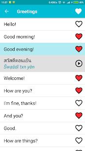 Learn Thai Free - náhled